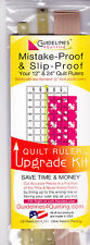 "Quilt Ruler Upgrade Kit - for 12"" and 24"" rulers"