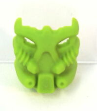 LEGO Parts ~ Bionicle KRANA Mask BO Nuhvok (Lime Green)
