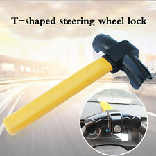 Anti Theft Car Van Steering Wheel Lock Car Security Baseball Lock Clamp T-shaped