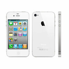 Apple iPhone 4S Factory Unlocked 8GB Smartphone Black/ White Perfect Condition