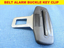 VOLVO V40/V50/V60 BLACK SEAT BELT ALARM BUCKLE KEY CLIP SAFETY CLASP STOP