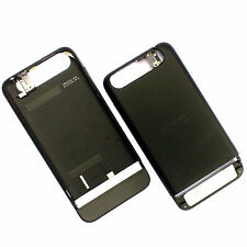 100% Genuine HTC One V T320e rear housing metal chassis+side power button GradeB