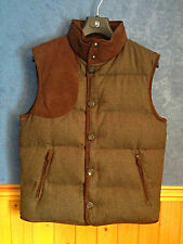 Bamford&Sons M Winter Gilet I Luxe A80M250 Hybrid A/W Riri® 0 ITALY 0 Rare L S