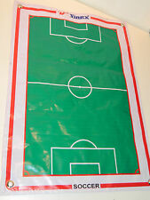 vinex soccer STADE de FOOT MAGNETIQUE TAPIS magnetic FOOTBALL jeux GAME fussball