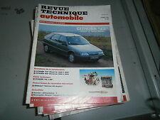 RTA revue technique auto n° 548 Citroën ZX diésel et turbo diesel