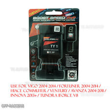 FOR TOYOTA H HIACE COMMUTER VAN 2005-2016 ECU TY1 Boost Speed THROTTLE CONTROL