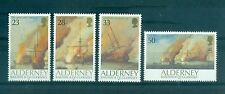 "VOILIERS - VESSELS ALDERNEY 1992 Battle of ""La Hogue"" 300th Ann."