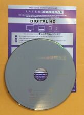 Interstellar DVD and Digital HD (disc and code only) - new, but no packaging