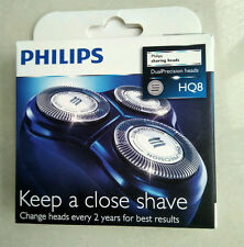 3X Genuine Shaver Razor Replacement Blades Heads for Philips Norelco HQ8/52 New