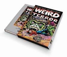Pre Code Classics WEIRD TERROR VOL #1 SLIPCASE EDITION HARDCOVER Collects 1-7 HC
