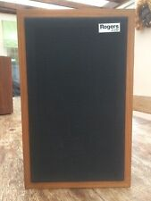 Rogers Ls3/5a 15ohms Monitor Loudspeakers Working Order