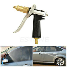 High Pressure Garden Car Spray Washing Water Gun Sprayer Cleaner Nozzle Adapter