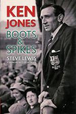 Ken Jones Newport WALES lions rugby 2011 Livre biographie Bottes & pointes