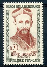 STAMP / TIMBRE FRANCE NEUF N° 1252 ** ABBE RENE BONPAIN
