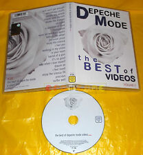 DEPECHE MODE THE BEST OF VIDEOS Volume 1 - Dvd ○○○ USATO