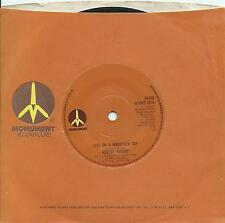 Robert Knight:Love on a mountain top/Power of love:UK Monument:Northern Soul