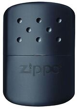 Zippo Hand Warmer Up to 12Hrs Black 40334