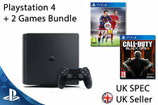 NUOVO SIGILLATO PLAYSTATION 4 CONSOLE (PS4) Bundle PAL CALL OF DUTY BLACK OPS 3 + FIFA