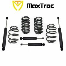 "MaxTrac 65-72 Chevy C10 3"" / 4"" Lowering Kit K331134"