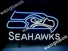 New Seattle Seahawks SUPER BOWL CHAMPIONS Beer Bar Neon Light Sign FAST SHIPING