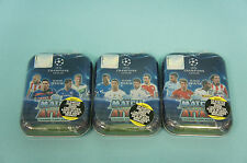 Topps Match Attax Champions League 2015/2016 alle 3 Mini Tin Boxen OVP Neu