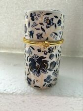 Chinese Blue and white porcelain Toothpick Holder/ Gift Box
