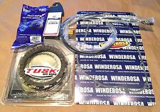 Honda XR650L 1993–2015 Tusk Clutch, Springs, Cover Gasket, & Cable Kit