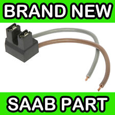 SAAB HEADLAMP / HEADLIGHT REPAIR CONNECTOR (H7 BULBS) 9-5 9-3 95 900 9000