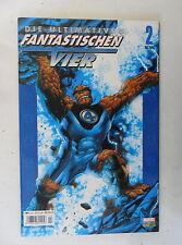 1x Comic Die Ultimativen Fantastischen Vier  Nr.2  Jahr (2004)  Zustand 1
