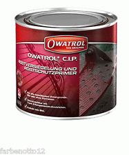 Preis per ltr. 33,98 € / Owatrol CIP Rostversiegelung Metall Primer C.I.P. 2,5l