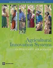 Agricultural Innovation Systems, The World Bank