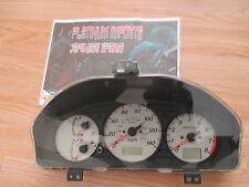 Mazda 323f 2001-2004 speedometer speedo clock white dials
