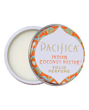 PACIFICA INDIAN COCONUT NECTAR SOLID PERFUME 10g  VEGAN-NOT TESTED ON ANIMALS