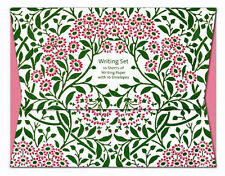 William Morris Michaelmas Daisy Writing Set - A5 Paper and White Envelopes