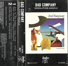 Desolation Angels by Bad Company (Cassette, 1979, Swan Song) No UPC Bar Code