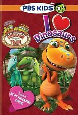Dinosaur Train: I Love Dinosaurs (DVD, 2014) FAST SHIPPING Valentine's Day Gift