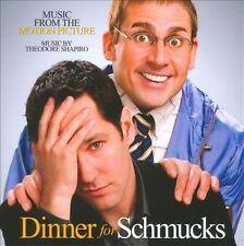 Dinner for Schmucks (CD, Aug-2010, Lakeshore Records) LIKE NEW