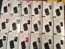 LOT OF 30 BLACKBERRY BOLD 9900 CELL PHONE CASES NEW IN BOX WHOLESALE FREE SHIP!