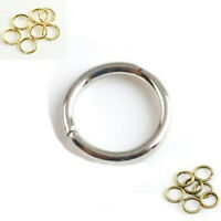 Top Quality Jump Rings 4mm 5mm 6mm 8mm 10mm 12mm 14mm Very Strong Jewelry DIY