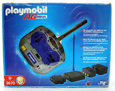 RARE 2001 PLAYMOBIL 3670 REMOTE CONTROL MODUL RC 3214 3169 3181 3263 NEW MIB !