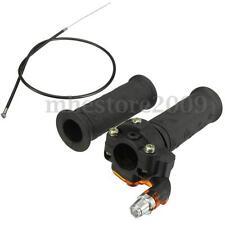Paire Soupape Torsion Accélérateur Poignée Câble Pour ATV Quad Bike 90/110/125CC