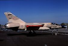 Original colour slide Mirage F.1CR desert 648/33-NF of ER-33 French Air Force