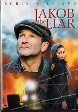 Jakob the Liar (DVD, 2014)  Robin Williams BRAND NEW