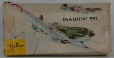 La aviación: Dewoitine 520 modelo kit de Heller Escala 1:72 Hecho En Francia