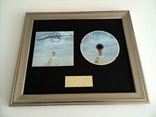 SIGNED/AUTOGRAPHED CODY SIMPSON - SURFERS PARADISE FRAMED CD PRESENTATION.