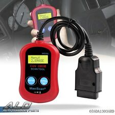 US MaxiScan MS300 Code Reader Check Engine Light Reset Tool CAN OBD2 OBDII