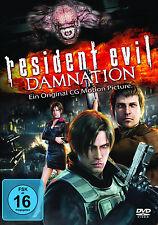 DVD * RESIDENT EVIL : DAMNATION # NEU OVP