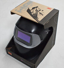 New HQ 3M™ Speedglas™ 100 Black Welding Helmet with Auto-Darkening Filter 100V