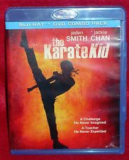 Blu-ray : DVD ~ Combo Pack The Karate Kid - Jaden Smith (2-Disc )