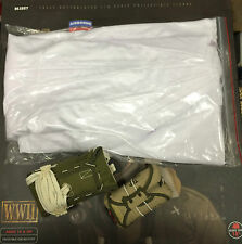 "Soldier Story 82nd Airborne Normandy 12"" Parachute & Packs loose 1/6th scale"
